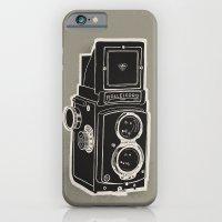 Rolleicord iPhone 6 Slim Case