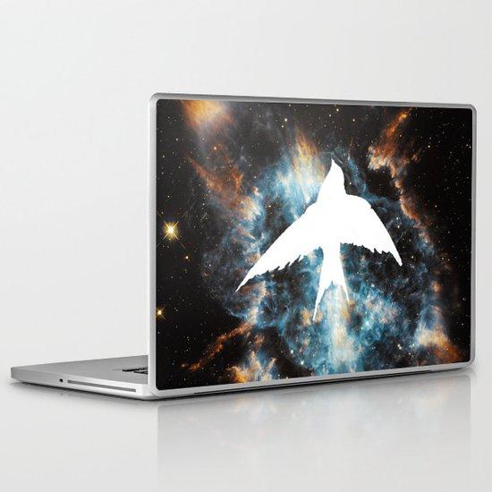 caelum nox Laptop & iPad Skin