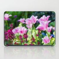 Flowers alive iPad Case
