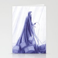 The Man Who Sold The Wor… Stationery Cards