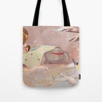 Aviator Night Tote Bag