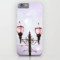Lamplight of Cotton Candy Dreams iPhone 6 Slim Case