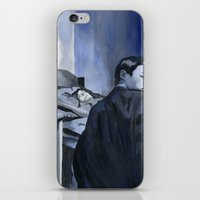 Heart of the Detective iPhone & iPod Skin