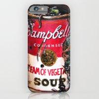 Cream of Vegetable iPhone 6 Slim Case