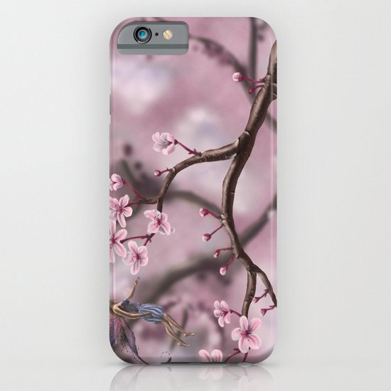 Cherry Blossom iPhone & iPod Case