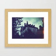 House of Terror Framed Art Print