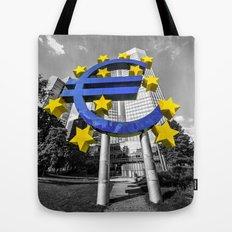 EU Bank  Tote Bag