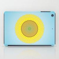 Spring Yellow iPad Case