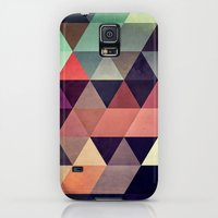 Galaxy S5 Cases featuring tryypyzoyd by Spires
