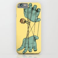 iPhone Cases featuring world in our hands by HailiWY