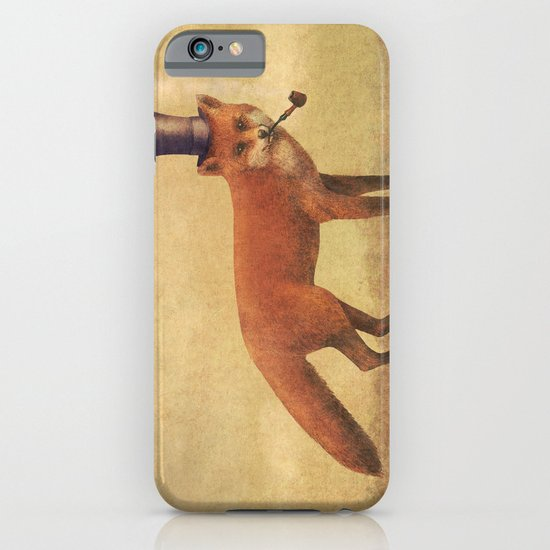 Crazy Like a Fox  iPhone & iPod Case