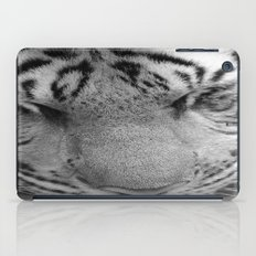 Le Tigre Pendant Sa Sieste iPad Case