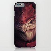 Mass Effect: Urdnot Wrex iPhone 6 Slim Case