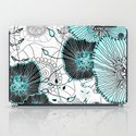 MYSTIC GARDEN MINT iPad Case