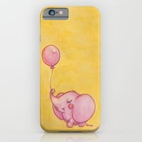 My Pink Balloon iPhone 6 Slim Case