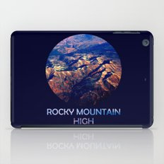 Rocky Mountain High iPad Case