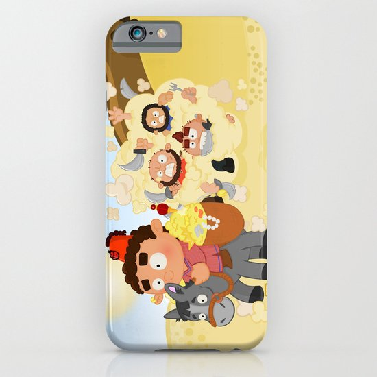 Ali Baba and the 40 thieves (Arabian nights) iPhone & iPod Case