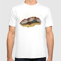 Poppy Hills Mens Fitted Tee White SMALL