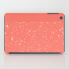 XVI - Peach 1 iPad Case