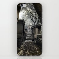 Cemetery iPhone & iPod Skin