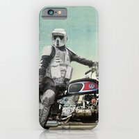 Looking for the drones, VW Scout Trooper Motorbike iPhone 6 Slim Case