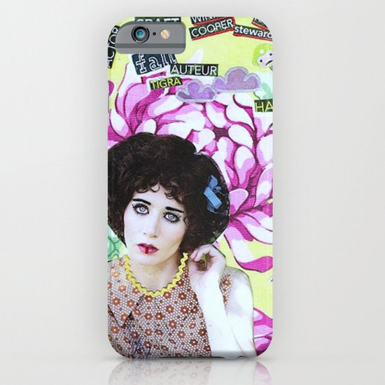 When My Mind Wanders iPhone & iPod Case