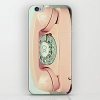 Party Line iPhone & iPod Skin