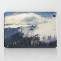 Mountain Clouds iPad Case