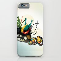iPhone & iPod Case featuring Growth by Maga Aveitua