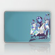 Kevin Durant NBA Illustr… Laptop & iPad Skin