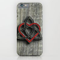 Celtic Knotwork Valentin… iPhone 6 Slim Case