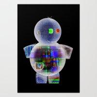 Espantapajaros Art Print