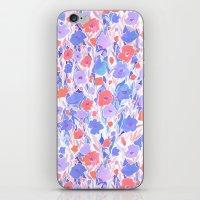 Flower Field Apricot Lil… iPhone & iPod Skin
