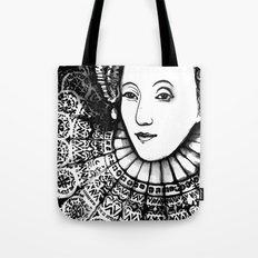Queen Elizabeth I Portrait  Tote Bag