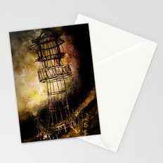 Lonely Lighthouse Stationery Cards