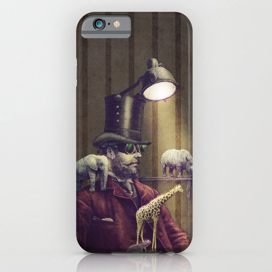 The Miniature Menagerie iPhone & iPod Case