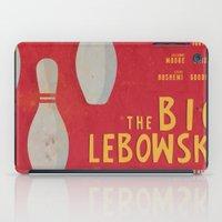 The Big Lebowski - Movie Poster iPad Case