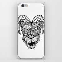 Gargoyled iPhone & iPod Skin