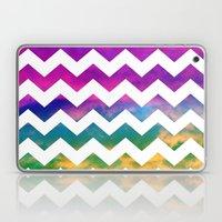 Lucky Chevron Laptop & iPad Skin