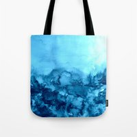INTO ETERNITY, TURQUOISE… Tote Bag