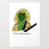 Peter Rampton Art Print