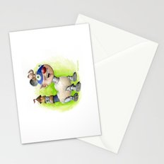 Billymobile Stationery Cards