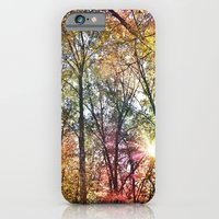 iPhone & iPod Case featuring Canopy by Elina Cate