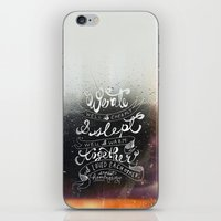 Eat Sleep Love iPhone & iPod Skin