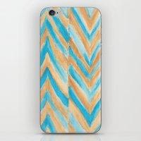 Beach Chevron iPhone & iPod Skin