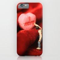 iPhone & iPod Case featuring Tagging HOPE by carol ann garner