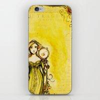 Cymbeline - Shakespeare Folio Illustration iPhone & iPod Skin
