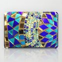 mosaic and beads [photograph] iPad Case