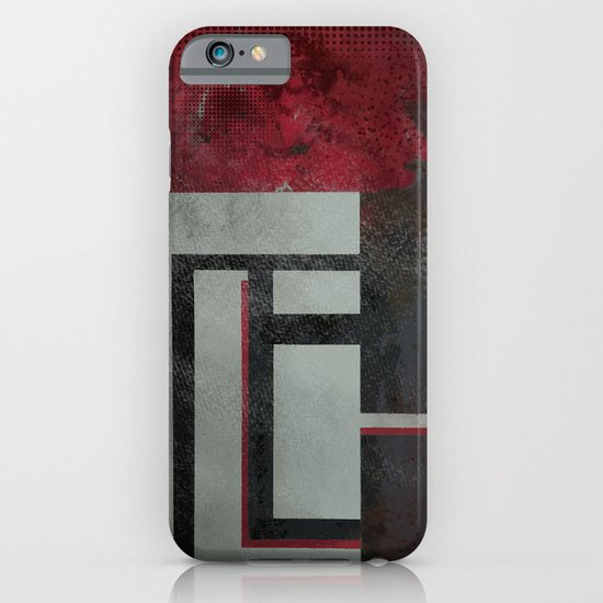 Order & ChaOs iPhone & iPod Case