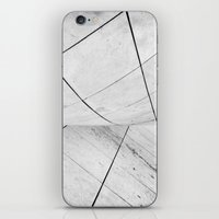 WHITEOUT: chicago disoriented iPhone & iPod Skin
